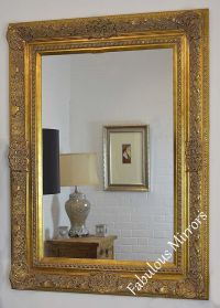 Gold Framed Decorative Wall Mirrors - Wall Decor Ideas